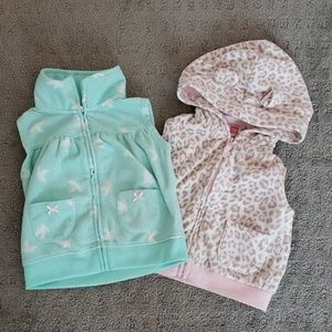 Carter's vest bundle